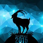 stock photo of eastern culture  - Year of the Goat - JPG