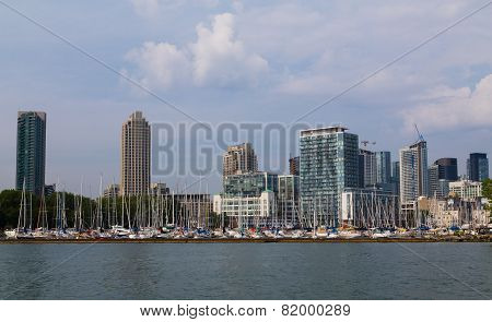Harbors In Toronto