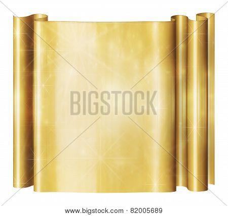 Golden Scroll