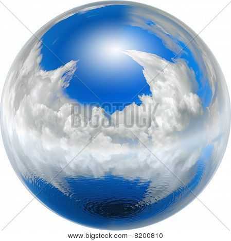 Clean Blue Earth
