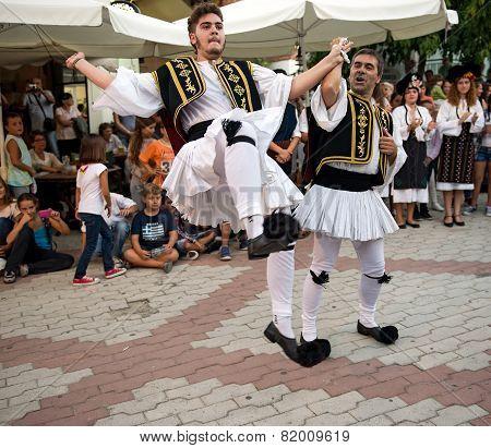 Dancing Leap