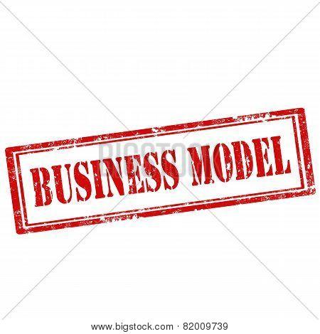 Business Model-stamp