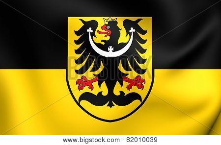 Flag Of Czech Silesia