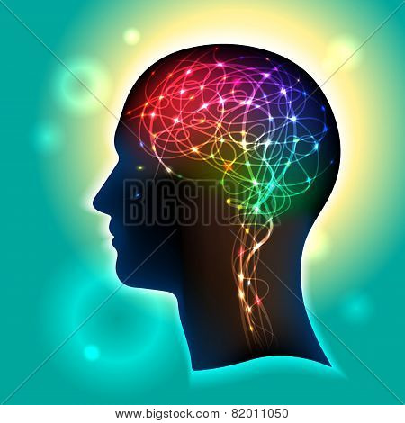 Head Profiles Idea Symbols Neurons