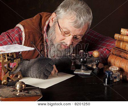 Vintage Clerk