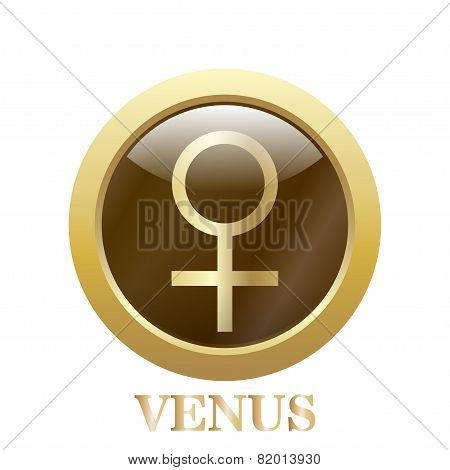 Venus.vector Illustration.