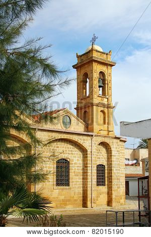 Agios Savvas Church In Nicosia