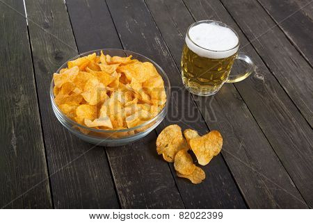 Chips And Beer