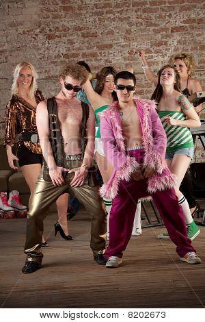 Raunchy Dancers