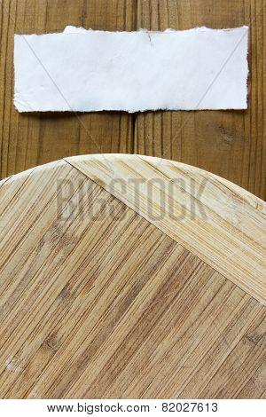 Chopping Cutting Board Round Shape
