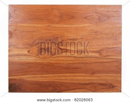 Top View Table Wood Brown Texture Background