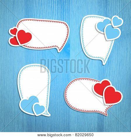 Valentine Day frames