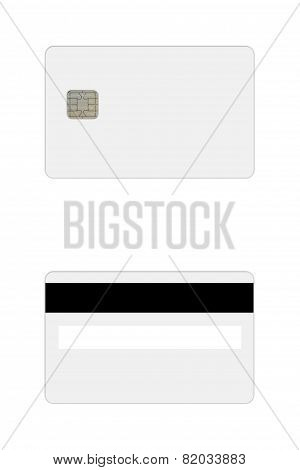 Credit Debit Card Template
