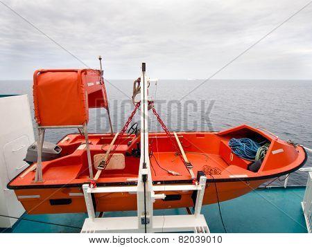 Small Life Boat