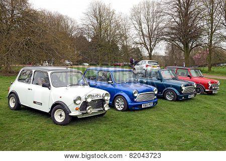 Mini Motor Cars