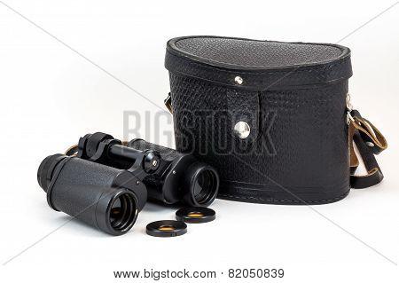 Russian Soviet binoculars