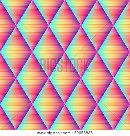 Abstract diffuse geometric background.