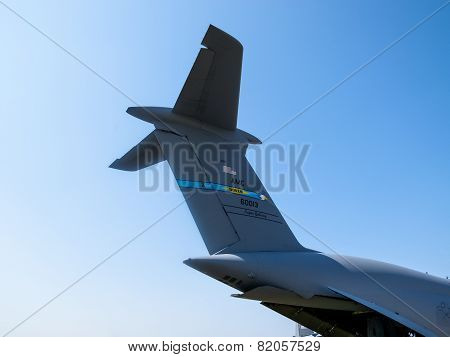 Lockheed C-5 Galaxy Tail