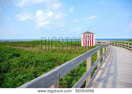 Greenwich Beach, Prince Edward Island, Canada
