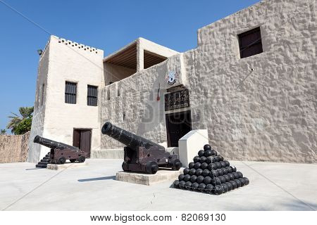 Historic Fort  In Umm Al Quwain
