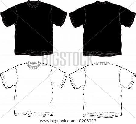 men t shirts template