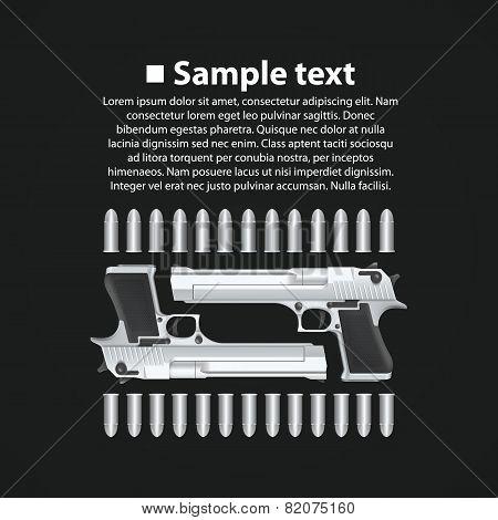 Banner pistols