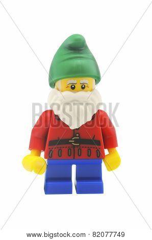 Lawn Gnome Lego Minifigure