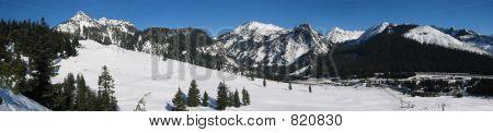 Snoqualmie Panoramic
