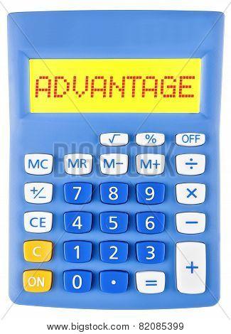 Calculator With Advantage