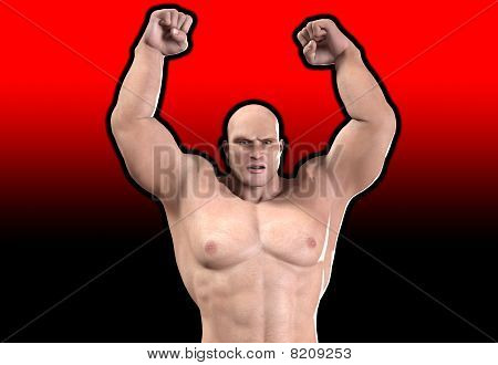 Raging Strongman