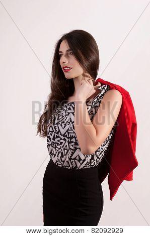 Elegant Women Portrait