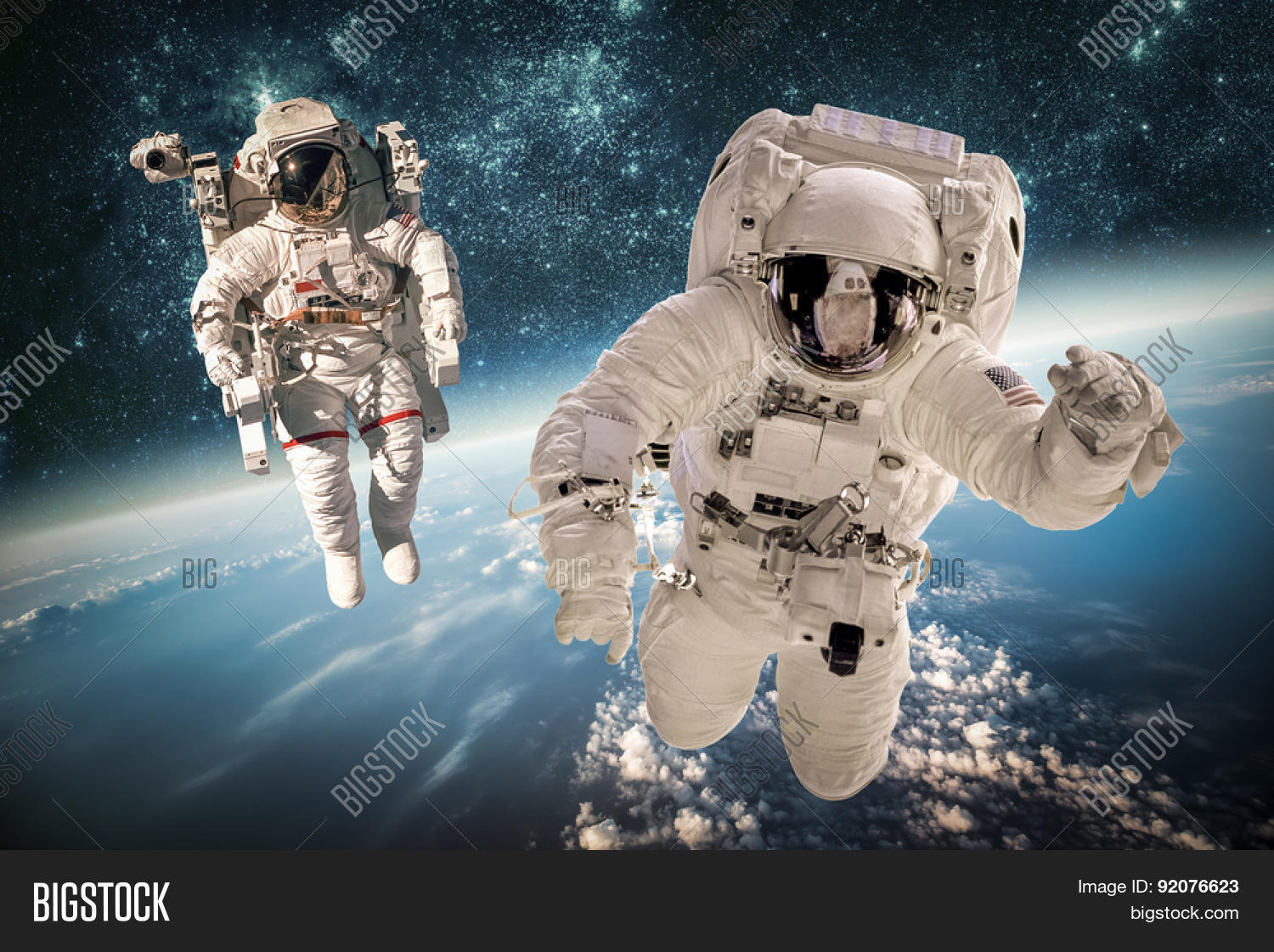 astronaut outer space appears - photo #5