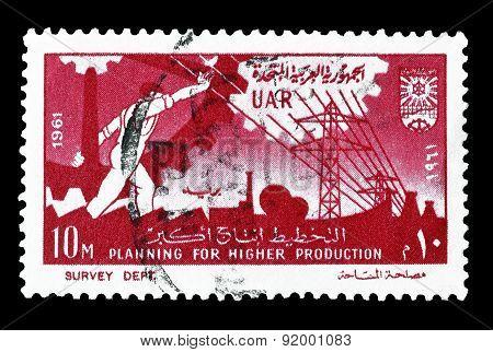 Egypt 1961