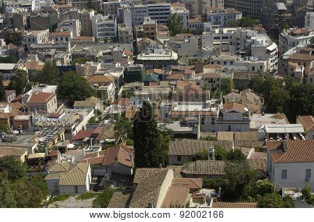 City Of Athenes