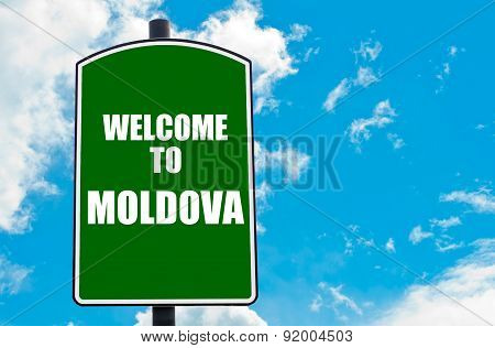 Welcome To Moldova