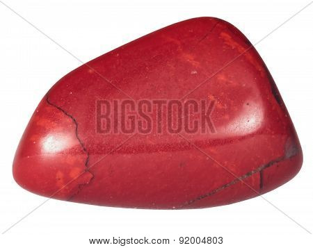 Small Pebble Of Red Jasper