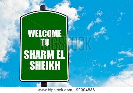 Welcome To Sharm El Sheikh