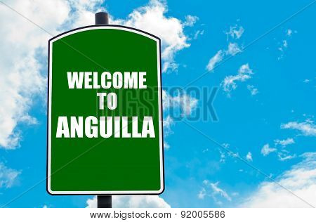 Welcome To Anguilla