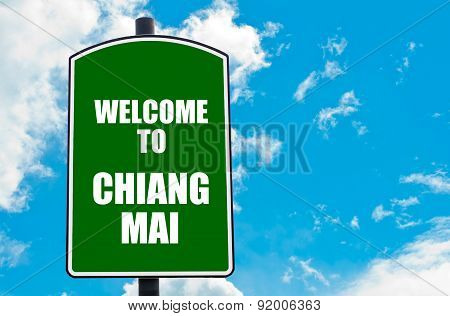 Welcome To Chiang Mai, Thailand
