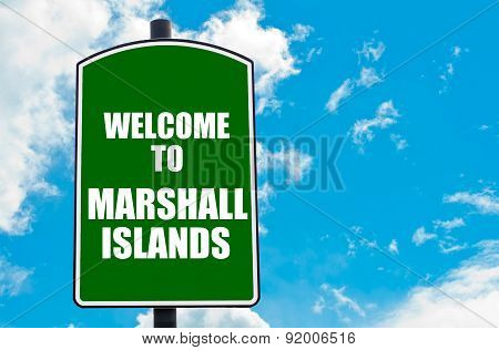 Welcome To Marshall Islands