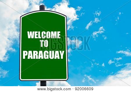 Welcome To Paraguay