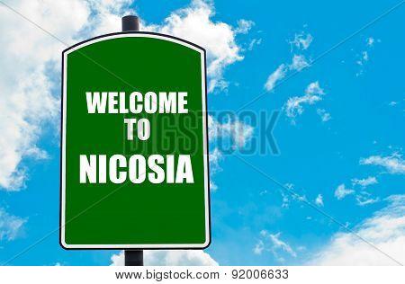 Welcome To Nicosia