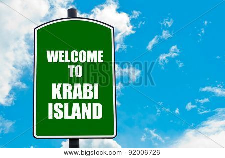 Welcome To Krabi Island