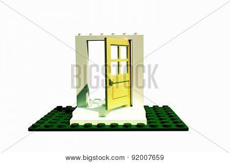 Toy Door