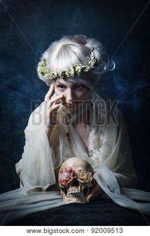 The Girl In Sorrow