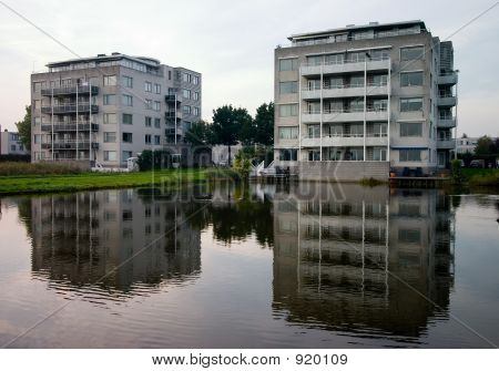 Apartment Reflections