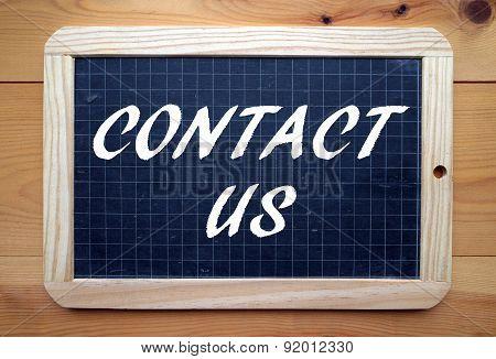 Contact Us Reminder