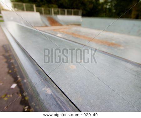 Skate Park Rail