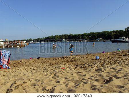 Zorn Park Beach