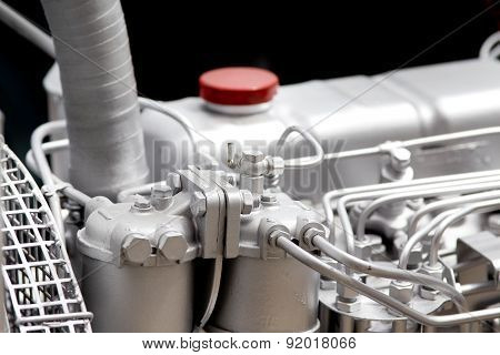 Engine Detail